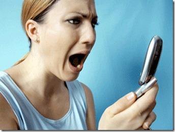 Мошенники с мобильным телефоном.